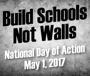 Build Schools, Not Walls
