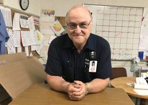 Marquette Custodian A Pillar Of His School Michigan Education