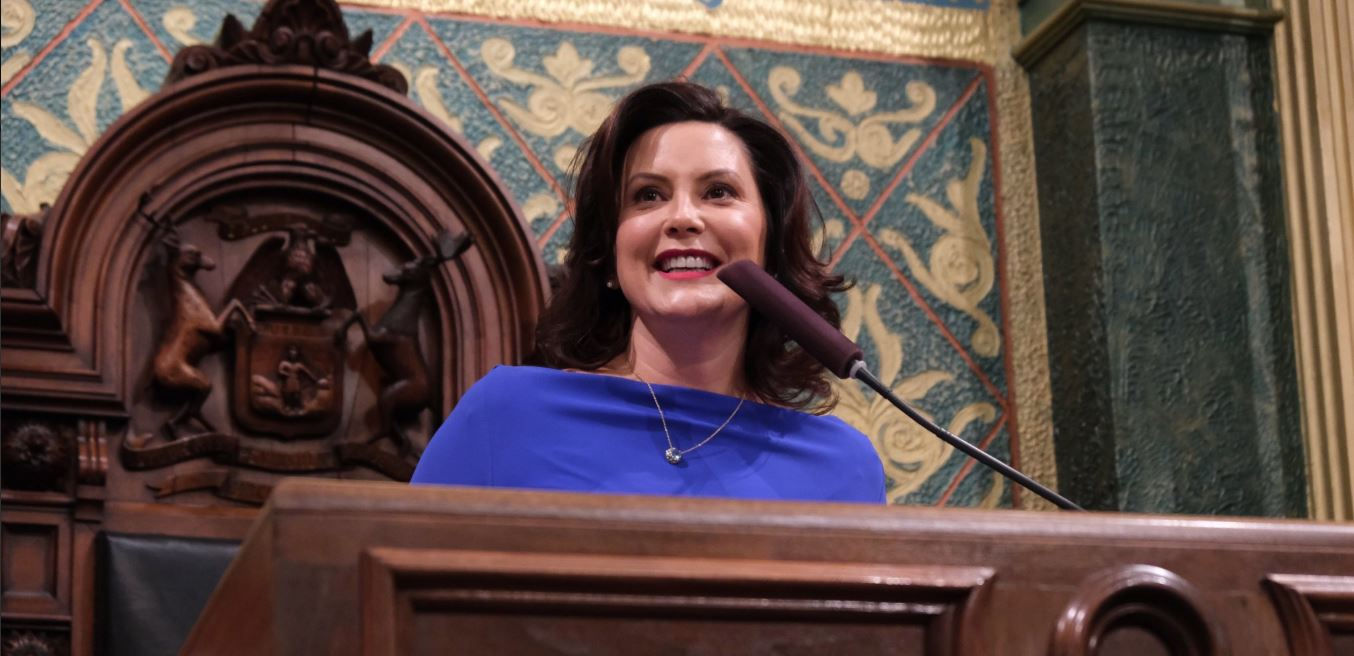 Whitmer Makes Education a Priority