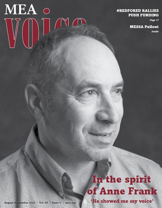 MEA Voice Magazine – August 2019
