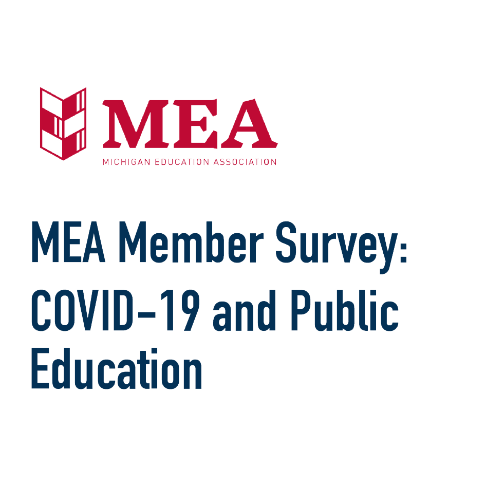Survey of 15,000 Michigan educators shows health and safety concerns paramount in return to in-person learning