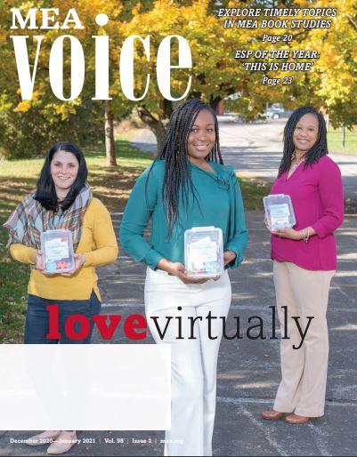 MEA Voice Magazine – December 2020 Issue