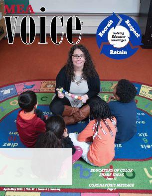 MEA Voice Magazine – April 2020 Issue
