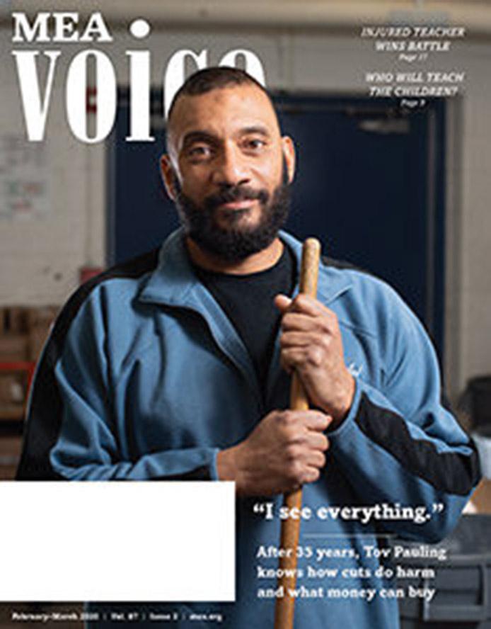 MEA Voice Magazine – February 2020