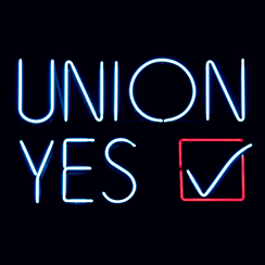 Union What? Union Why? Join Us!