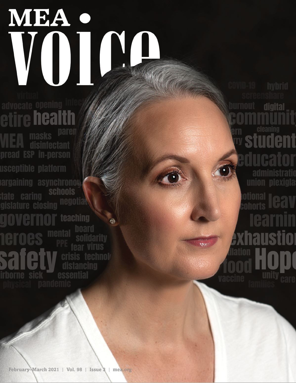 MEA Voice Magazine – February 2021 Issue
