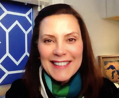 Whitmer Outlines Urgent Priorities in MEA RA Speech