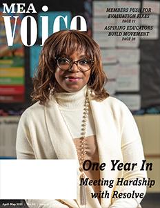 MEA Voice Magazine – April 2021 Issue