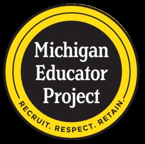 Michigan Educator Project Logo
