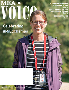 MEA Voice Magazine – August 2021 Issue